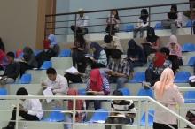 Peserta PBUK UGM di Pekanbaru tahun 2013