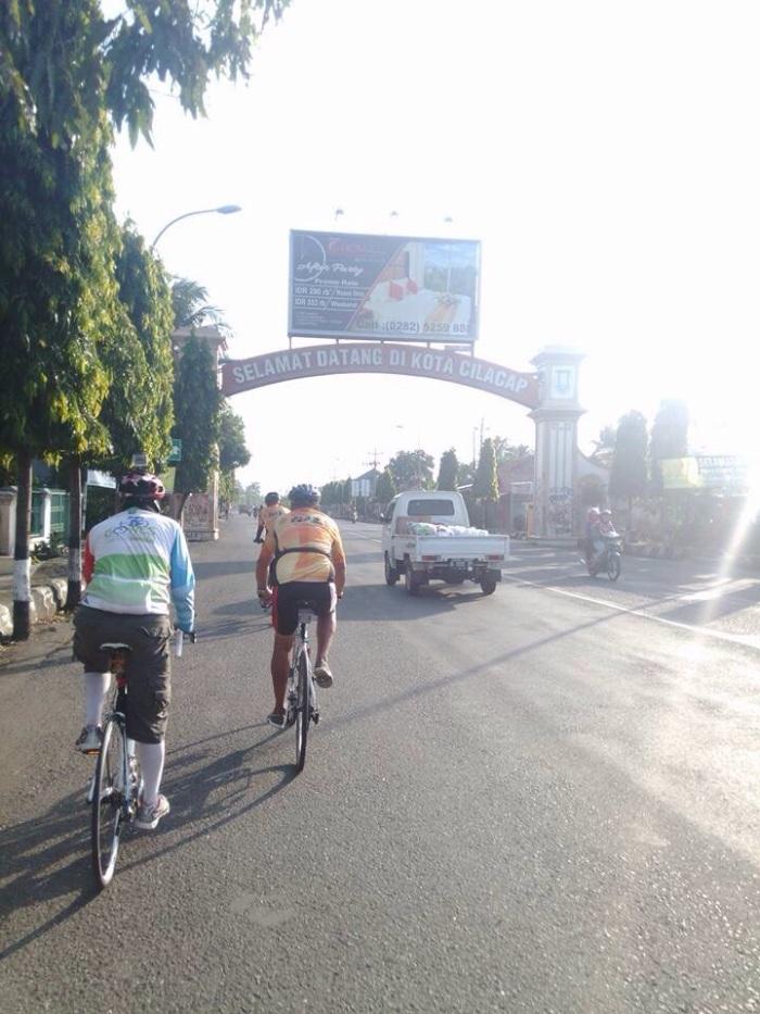 Memasuki Kota Cilacap