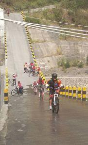 Meninggalkan Dam Sabo